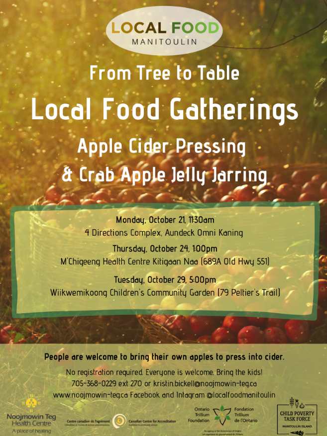 Local Food Gathering